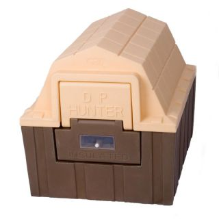 DP Hunter Insulated Dog House Multicolor   DP 40