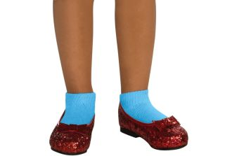 Wizard of Oz Ruby Slippers Child