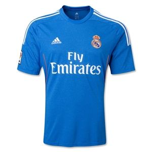 adidas Real Madrid 13/14 Away Soccer Jersey