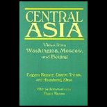 Central Asia Views From Washington