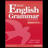 Basic English Grammar With Answer Key and 2 Cds
