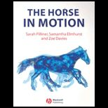 Horse in Motion  The Anatomy and Physiology of Equine Locomotion