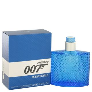 007 Ocean Royale for Men by James Bond EDT Spray 2.5 oz