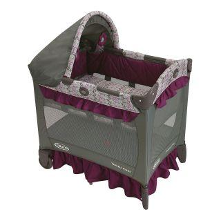 Graco Travel Lite Crib   Nyssa