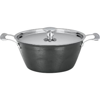 Mario Batali by Dansk 4 qt. Pre Seasoned Light Cast Iron Casserole