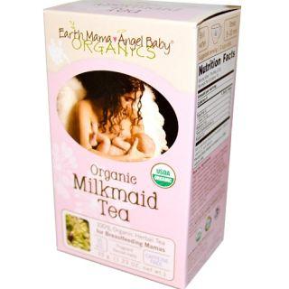 Earth Mama Angel Baby Organic Milkmaid Tea    16 bag