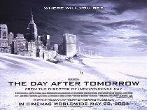 The Day After Tomorrow   Style A (British Quad) Movie Poster