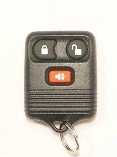 2002 Lincoln Navigator Keyless Entry Remote