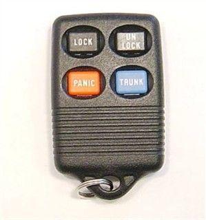 1993 Ford Thunderbird Keyless Entry Remote   Used