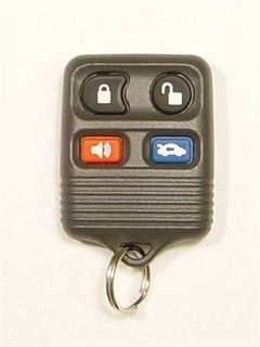 1997 Lincoln Mark VIII Keyless Entry Remote