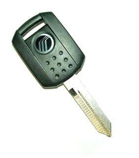 2007 Mercury Montego transponder key blank
