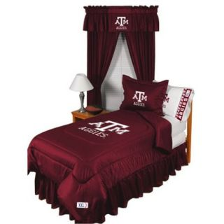 Texas A & M Comforter   Full/Queen