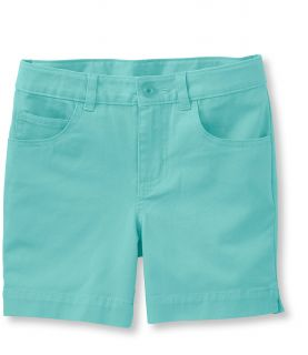 Girls Stretch Twill Shorts Girls