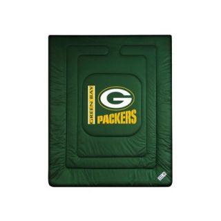 Green Bay Packers Comforter   Full/ Queen