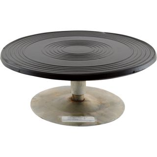 Vestil Heavy Duty Manual Turntable   500 Lb. Capacity, 12 Inch Diameter, 4 Inch