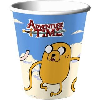 Adventure Time 9 oz. Paper Cups