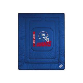 New York Giants Comforter   Full/ Queen