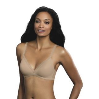 Simply Perfect by Warners Invisible Wire Free Bra TA4011   Toasted Almond 34A