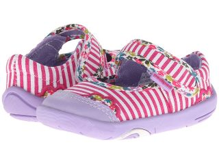 pediped Bree Grip n Go Girls Shoes (Pink)