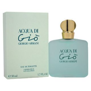 Womens Acqua Di Gio by Giorgio Armani Eau de Toilette Spray   1.7 oz