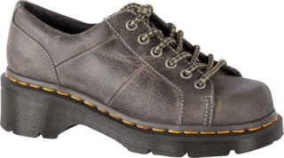 Womens Dr. Martens Keani Lace to Toe Shoe   Black Greenland Oxfords
