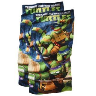 Teenage Mutant Ninja Turtles Beach Towel   2 pack
