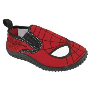 Toddler Boys Spiderman Water Shoes   Black 11