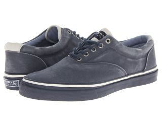 Sperry Top Sider Striper CVO Color Dip Mens Lace up casual Shoes (Navy)