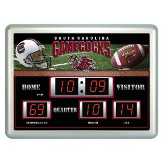 Team Sports America South Carolina Scoreboard Clock