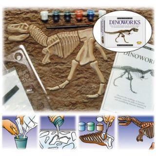 Eyewitness 19 Tyrannosaurus Rex Dinosaur Casting Kit