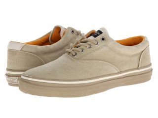 Sperry Top Sider Striper CVO Color Dip Mens Lace up casual Shoes (Khaki)