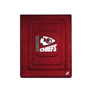 Kansas City Chiefs Comforter   Full/ Queen