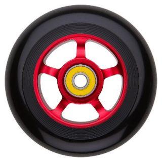 Razor Ultra Pro Spoke   Black/Red (100mm)