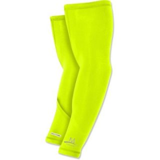Mission Athletecare EnduraCool Cooling Arm Sleeves,  Yellow