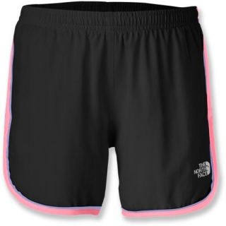 The North Face Velocitee Shorts  Girls,  TNF Black/SUGARY Pink,  XL (18)
