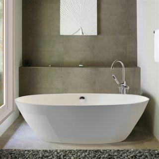 MTI Alissa 3 Freestanding Tub (61 x 35.5 x 21)