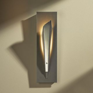 Quill Vintage Platinum LED Wall Sconce