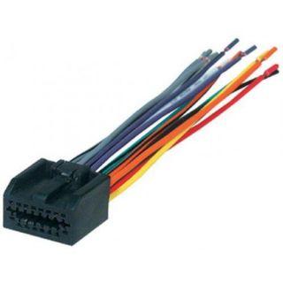 American International FWH597 Wiring Harness Ford/Linc/Merc 98 05 Plugs Into Fact.Radio Auto Electronics