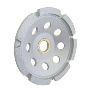 MK Diamond 4 in. 1 Row Cup Wheel with 7/8 in. Arbor MK  304CG 1  4