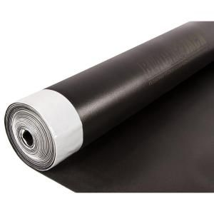 Roberts Black Jack 100 sq. ft. 28 ft. x 43 in. x 2.5 mm Premium 2 in 1 Underlayment for Laminate and Engineered Wood Floors 70 026
