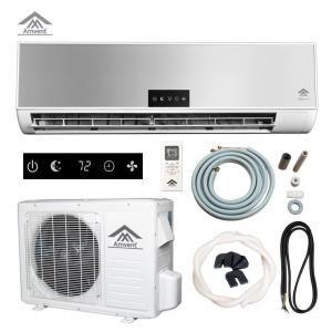 Elegance 12,000 BTU (1 Ton) Ductless Mini Split Air Conditioner   110 V/60 Hz A37GW2C ELG