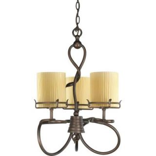 thomasville lighting willow creek collection 3 light weathered