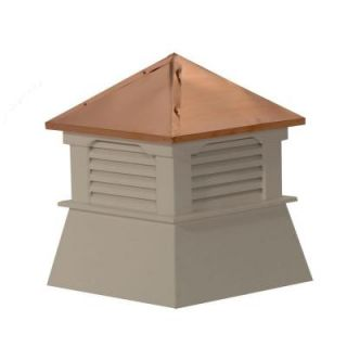 Suncast Claremont Cupola with Copper Roof DISCONTINUED LCC