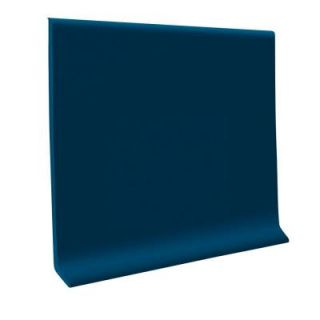 ROPPE 700 Deep Navy 4 in. x 48 in. x .125 in. Wall Base Cove (30 Pieces) 40C73P139