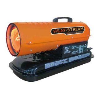 Heat Stream 45,000 BTU Forced Air Kerosene Portable Heater DISCONTINUED HS 45 KFA