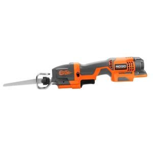 RIDGID Fuego One Handed Recip (Tool Only) DISCONTINUED R86447N