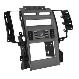 Scosche FD1447B   2010   Up Ford Taurus Double DIN and DIN with Pocket Installation Kit Auto Electronics