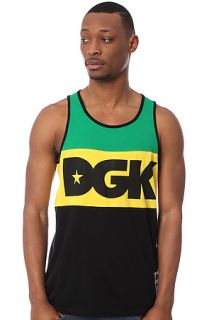 DGK Tank Int'ly Known in Green