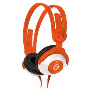 Kidz Gear Volume Limit Headphones   Orange