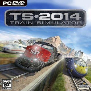 TS.2014   Train Simulator (PC Game)